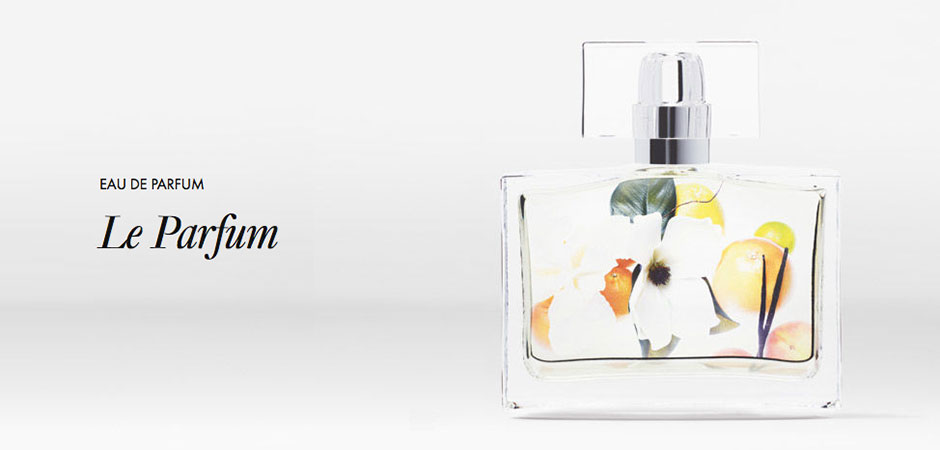 Le Parfum - Sinnlich, verträumt mit lässiger Leichtigkeit und Eleganz.