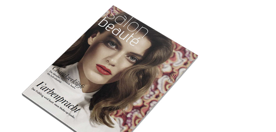 Salon Beauté - Magazin 01/2019