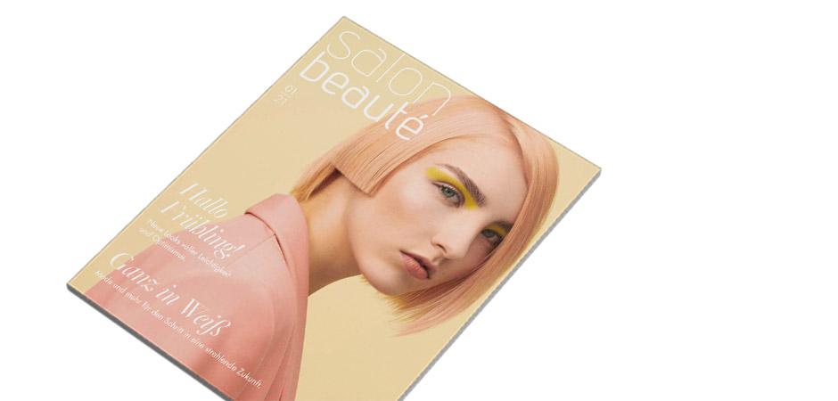 Salon Beauté - Magazin 01/2021