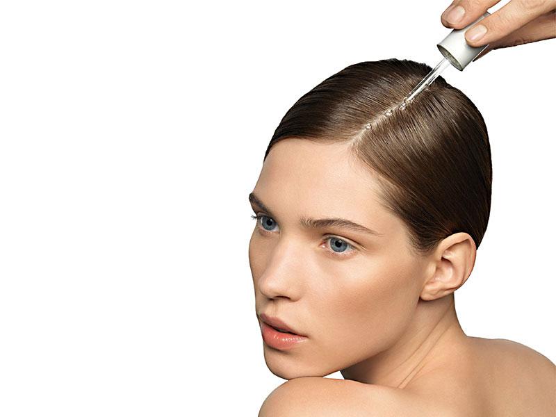 Kopfhautbehandlungen